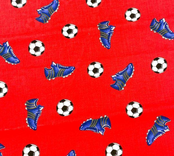 Mund- und Nasenschutz Kinder Fußball